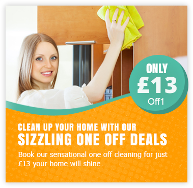 Sensational Prices for One Off Cleaning