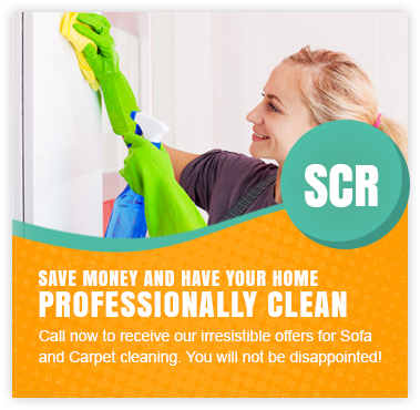 Save Money with our Sofa and Carpet Cleaning Services