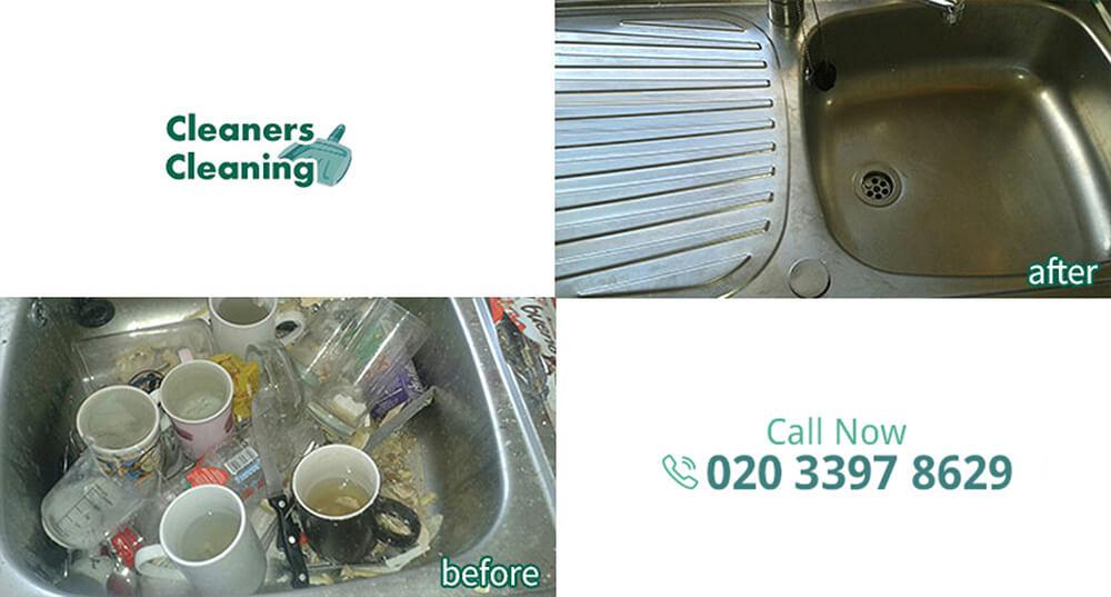 Bankside cleaning services SE1