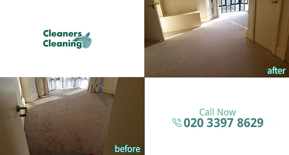 E14 carpet cleaners Docklands