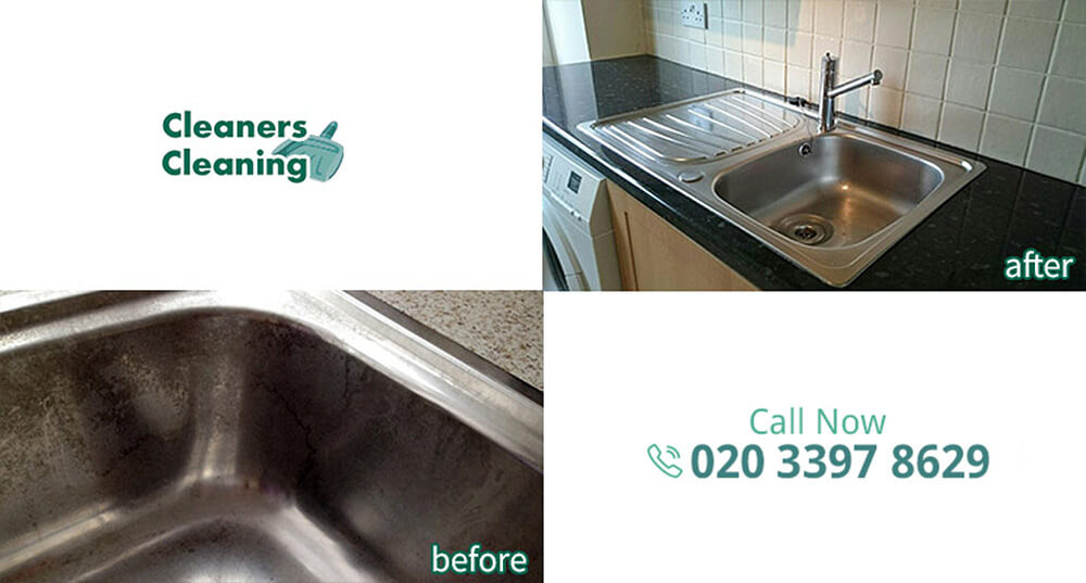 Lampton cleaning services W5