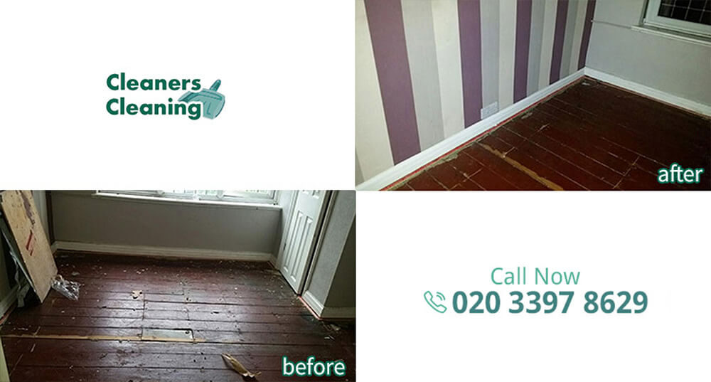 Little Thurrock end of tenancy cleaning RM16