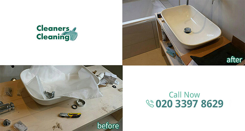 The Burroughs cleaning services NW4