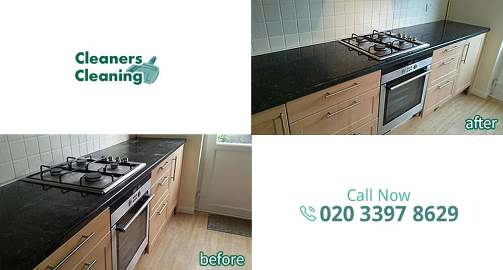 West Green office cleaning N15