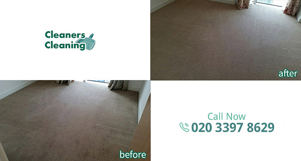 Whitehall Park carpet cleaning stains N19