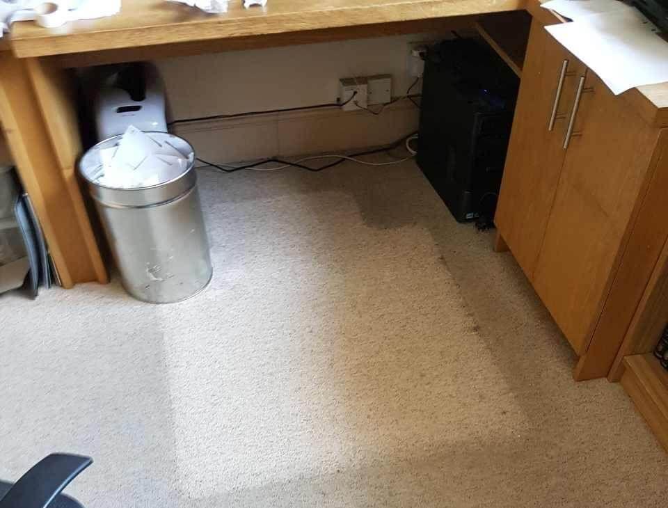 Enfield Wash floor cleaning EN3