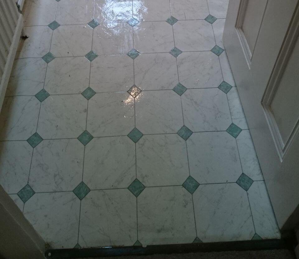 Queen's Park floor cleaning NW6