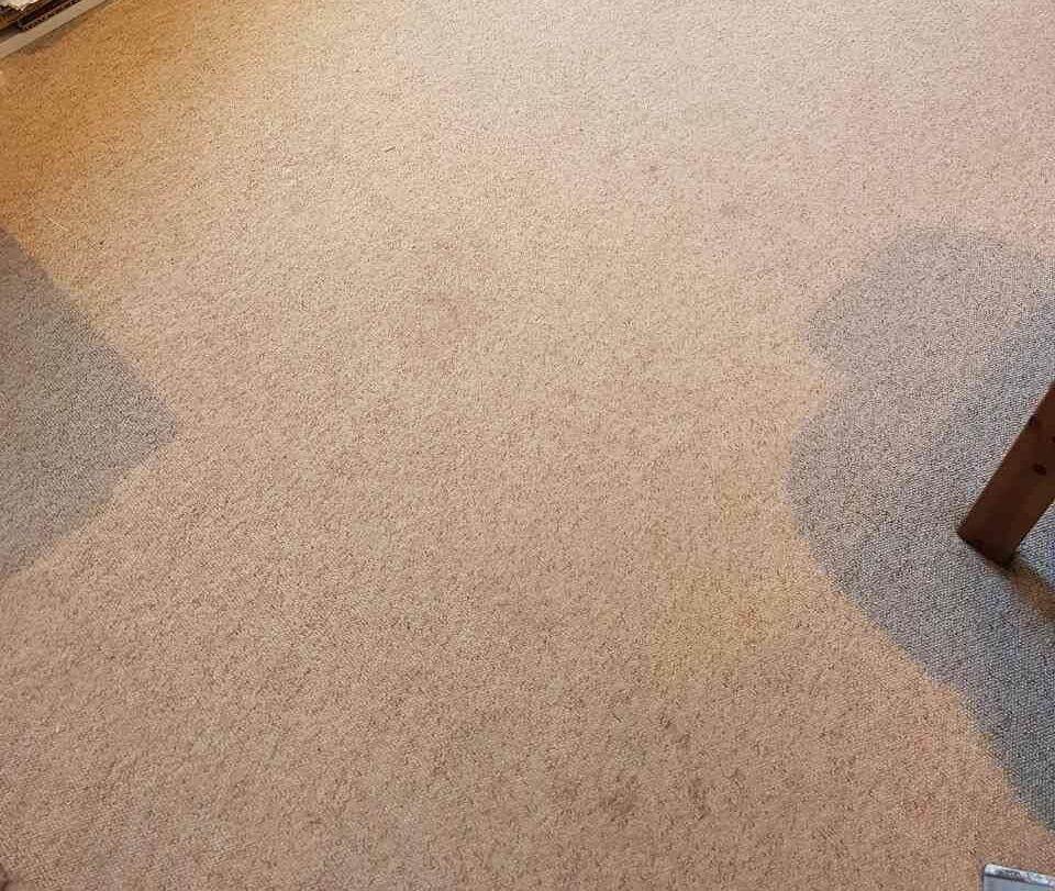 GU25 carpet cleaners Virginia Water