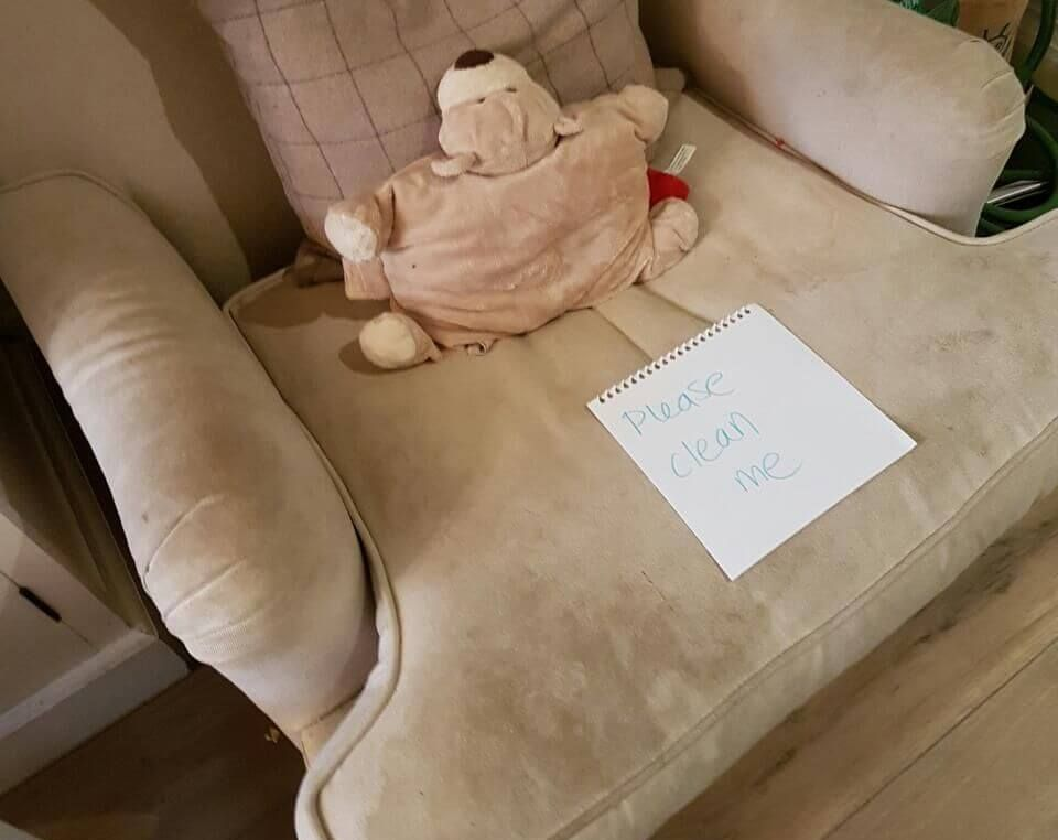 RM18 rug cleaner West Tilbury