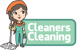 Cleaners Cleaning Logo