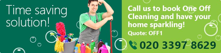Low Priced Bespoke Cleaning Services across Clerkenwell