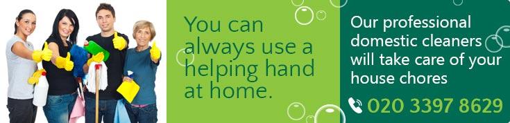 EN3 Full House Cleaning Rates in Brimsdown